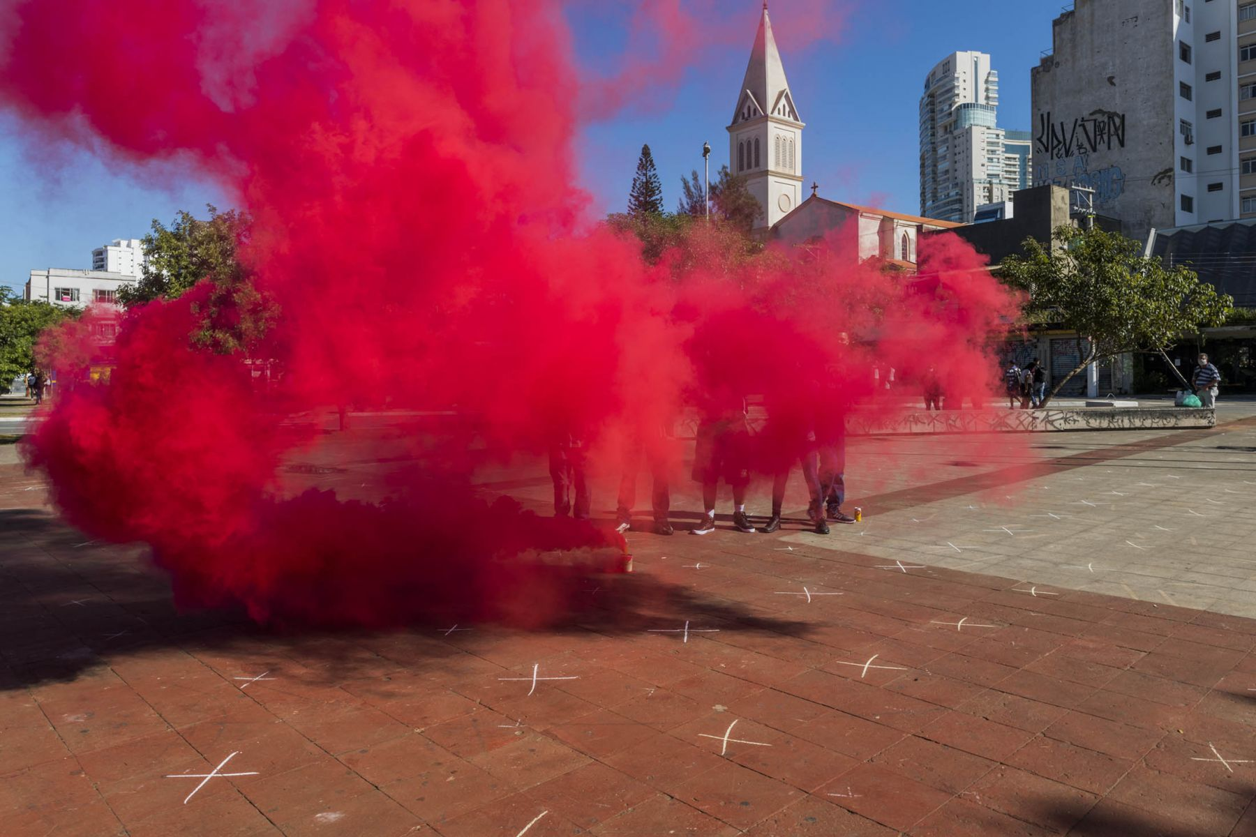 II-Ato-das-Torcidas-Antifascistas-no-Largo-da-Batata.-Foto_-Fumaca-Antifascista_divulgacao-1